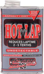 Allstar Performance Hot Lap Undetectable Tire Treatment 1 pt Can P/N 78107