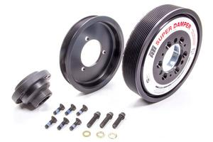ATI PERFORMANCE 8.120 in Super Damper Harmonic Balancer Ford Mod P/N 918046