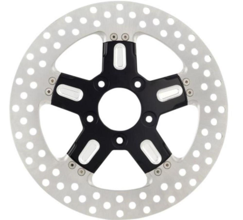 Performance Machine 01331800FRMSBMP Formula Two-Piece Brake Rotor - Platinum Cut