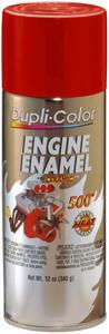 Dupli-Color Paint DE1605 Dupli-Color Engine Paint With Ceramic