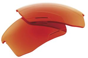 100% 62021-060-01 Lenses for Speedcoupe Sunglasses - Deep Red Mirrored