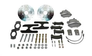 SSBC Performance Brakes W155-3 Brake Conversion Kit