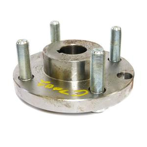 Dixie Chopper Wheel Motor Hub Flange Assembly for Riding Lawn Mowers / 67002
