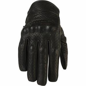 Z1R 270 Non-Perforated Womens Gloves (Black, Medium)