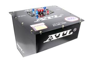 ATL FUEL CELLS 28 gal Black Steel Sport Fuel Cell P/N SP128-LM