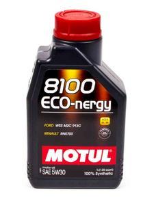 Motul USA 8100 Eco-nergy 5W30 Motor Oil 1L P/N 102782