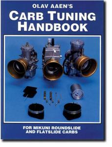 AAEN B-16002 Carb Tuning Handbook