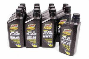 CHAMPION BRAND 15W40 Semi-Synthetic Blue Flame Motor Oil 1 qt 12 pc P/N 4359H-12