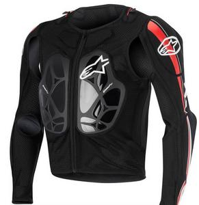 Alpinestars Bionic Pro Jacket Black/Red/White (Black, XX-Large)