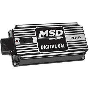 MSD Ignition 64253 Digital-6AL Digital Ignition Controller