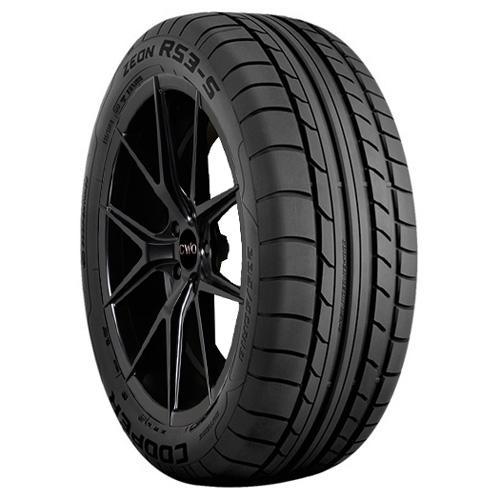 4-245/45R20 Cooper Zeon RS3-S 103Y XL Tires