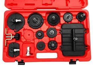 CTA Tools 7300 Brake Bleeder Adapter Kit, 11 Piece