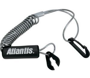 Atlantis A8134 Lanyard - Silver