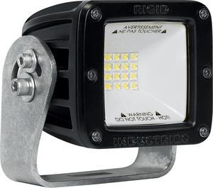 RIGID Industries 2X2 AC SCENE LIGHT BLK 110V