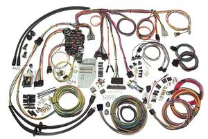 American Autowire Wiring System Chevy 1955-56 Kit P/N 500423