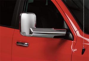 Putco 400520 Door Mirror Cover Fits 10-18 2500 3500 Ram 2500 Ram 3500