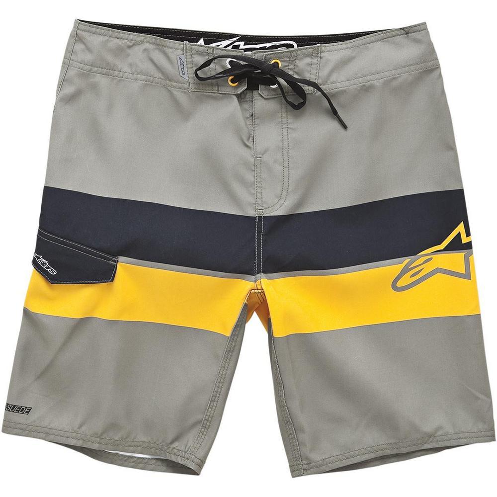 Alpinestars Factory Boardshorts (Gray, 30)
