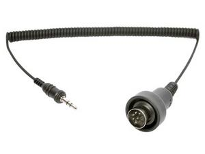 Sena 3.5mm Stereo Jack to 6 Pin Din Cable for BMW K1200LT Audio Systems SC-A0124