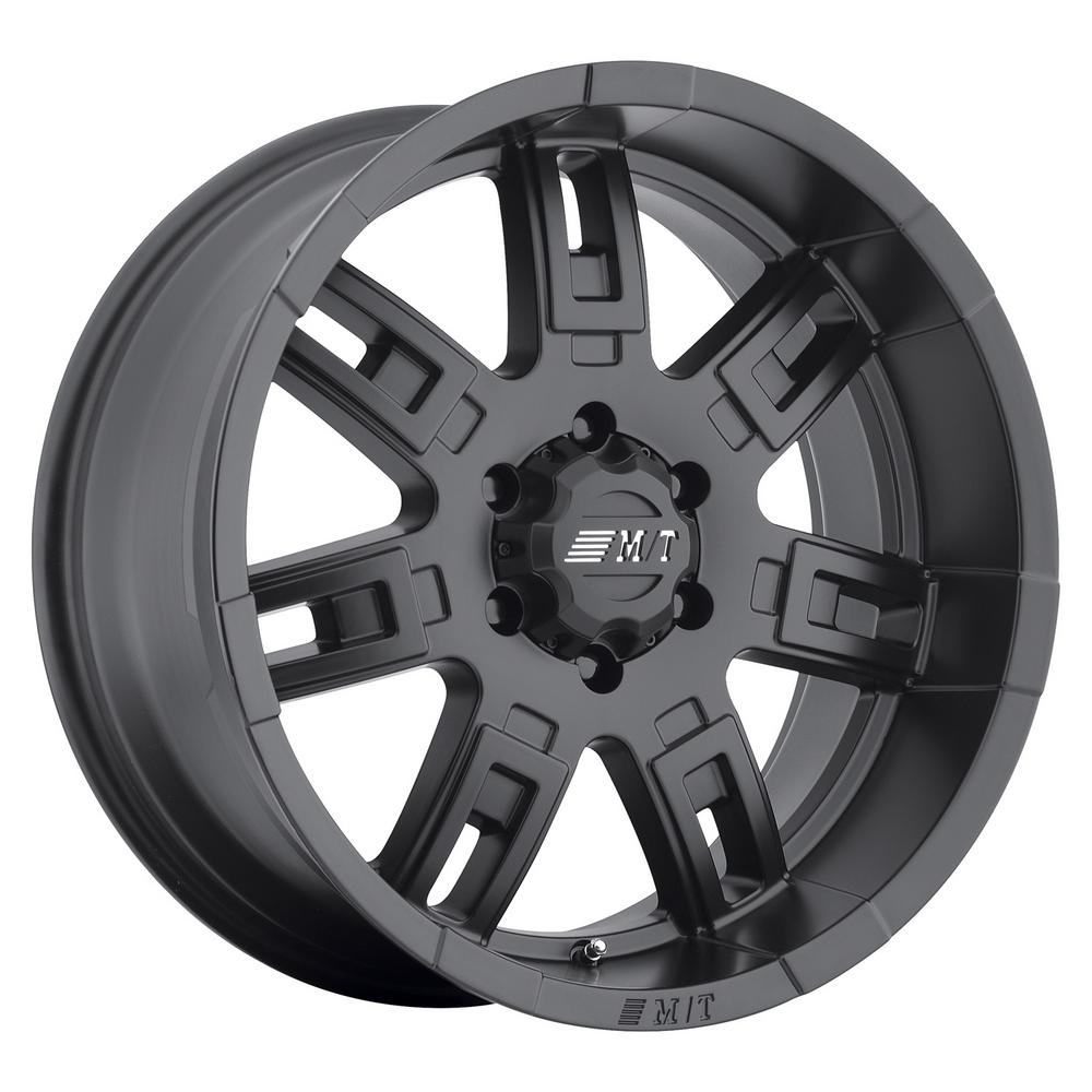 Mickey Thompson 90000019420 SideBiter II Wheel  20x9 6x135mm 5 in