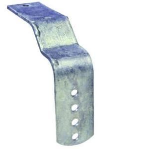 Tie Down Engineering 44141 Galvanized Fender Bracket - Large Step
