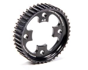 JONES RACING PRODUCTS 42-Tooth Quarter Midget Axle Pulley P/N QM-6004-42