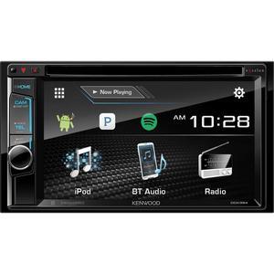 Kenwood Excelon DDX394 2- Din DVD CD Player Bluetooth Pandora iPhone