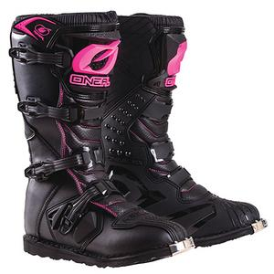 Oneal 2018 Womens Rider MX ATV Motorcycle Boots Pink Size 5