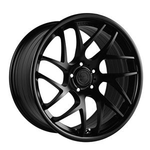 "20"" VERTINI RF1.4 FORGED BLACK CONCAVE WHEELS RIMS FITS INFINITI G37 SEDAN"