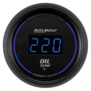 AutoMeter 6948 Cobalt Digital Oil Temperature Gauge