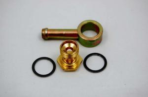 ADVANCED ENGINE DESIGN Banjo 3/8 in Male Hose 4160 Carb Inlet Fitting P/N 5427