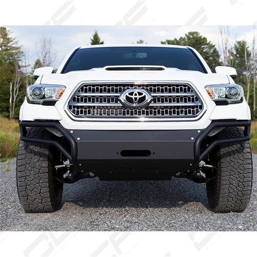 MBRP Exhaust 183099 Full Width Winch Bumper Fits 16-18 Tacoma