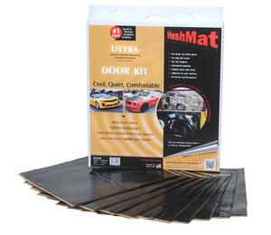 Hushmat 10200 Ultra Insulating/Damping Material Door Kit