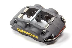 AP BRAKE Clear Anodize 4 Piston Brake Caliper P/N 1902807
