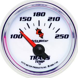 AutoMeter 7149 C2 Electric Transmission Temperature Gauge