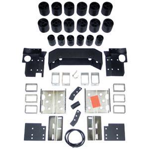 Daystar PA40053 Body Lift Kit Fits 04-09 Titan