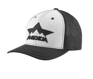 Icon DKR Hat Black/White (Black, Small - Medium)