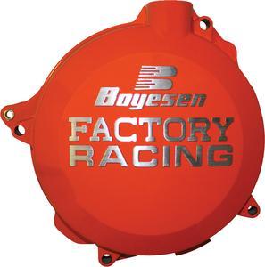 Boyesen Factory Clutch Cover Orange For KTM Husqvarna 250 300 CC-42CO