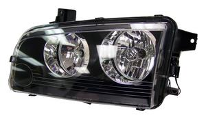 Crown Automotive 4806165AJ Head Light Assembly Fits 08-10 Charger
