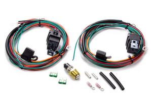 Be-Cool Dual Fan Controller Relay and Wiring Harness P/N 75117