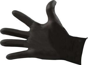 Allstar Performance XX-Large Nitrile Black Shop Gloves 100 pc P/N 12027