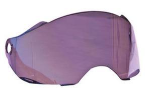 Fly Racing 73-31356 Shield for 2015 Fly Trekker Helmet - Purple Mirror