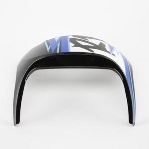 Shoei 0212-2424-02 Aero Edge Spoiler2 for X-Twelve Montmelo Helmet - TC-2