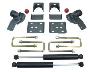 MaxTrac Suspension 203240 Lowering Kit Box Fits 15-18 F-150