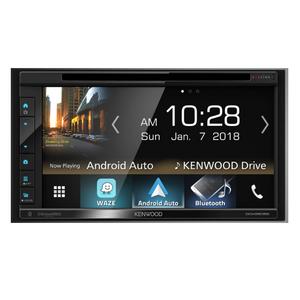 "Kenwood Excelon DDX6905S 6.8"" WVGA Multimedia DVD Receiver Apple CarPlay"