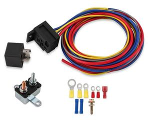 MSD Ignition 89619 Electric Water Pump Harness And Relay Kit