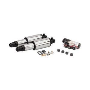 Arnott MC-3111 Fox Series VRod Air Suspension with Rebound Adjustment - Chrome