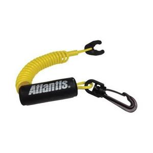 Atlantis A7447P Performance Floating Lanyards - Yellow - SeaDoo