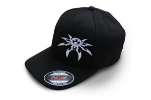 Poison Spyder 50-46-201-S Spyder Logo FlexFit Ball Cap
