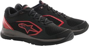 Alpinestars Alloy Sport Casual Shoes Black/Red Mens Size 6