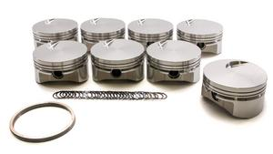 SPORTSMAN RACING PRODUCTS 4.530 in Bore Big Block Chevy Piston 8 pc P/N 142985
